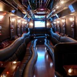 Party Bus + tapas