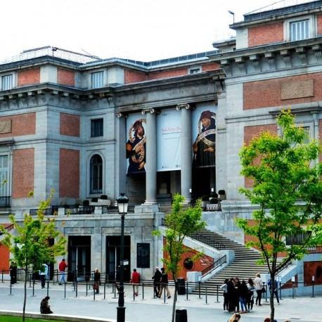 Madrid de los Austrias + Museo del Prado