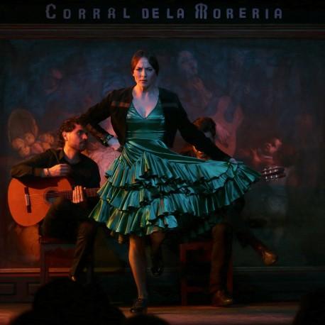 Flamenco y cena en Corral de la Morería