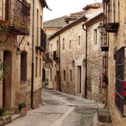 Segovia y Pedraza