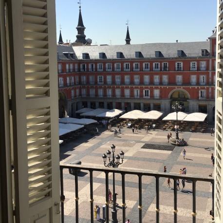 Paseo a pie por Madrid historia, compras y gourmet