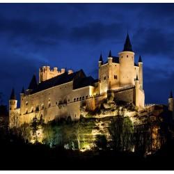 Medio día por Segovia