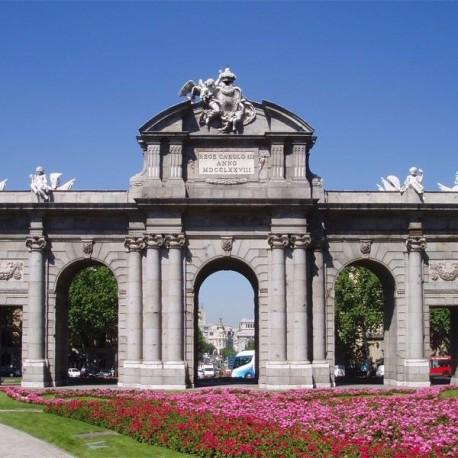 Visita panorámica de Madrid