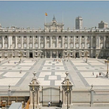 Visita panorámica de Madrid y Palacio Real