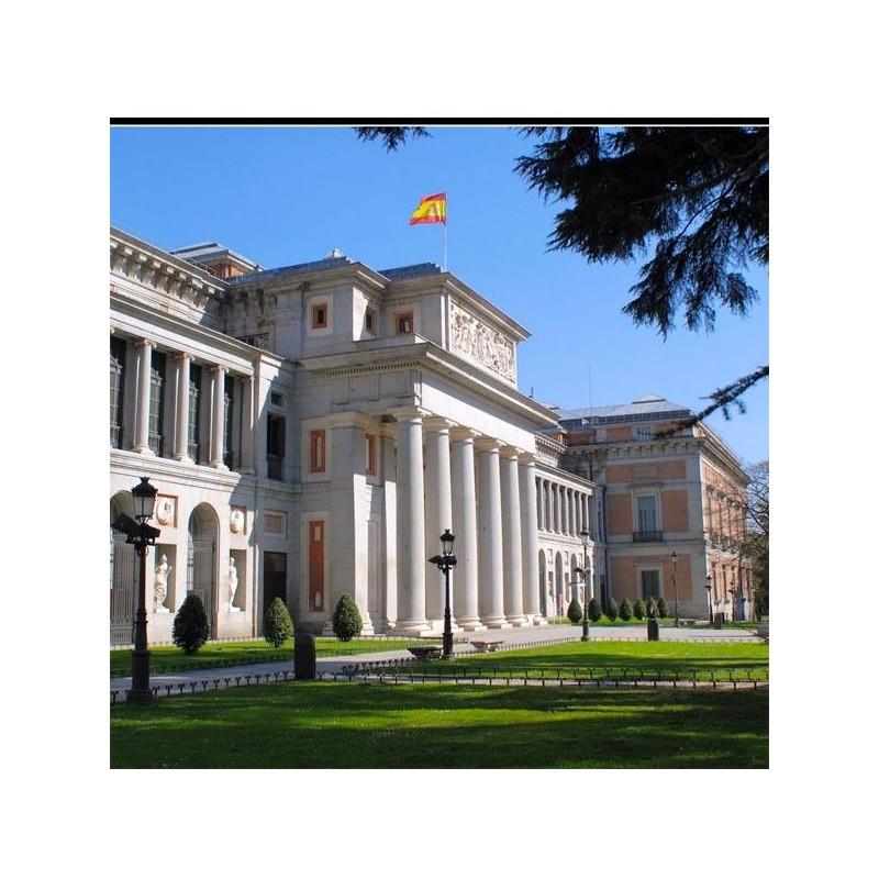 Panor mica de madrid y museo del prado more madrid for Calle prado 9 madrid