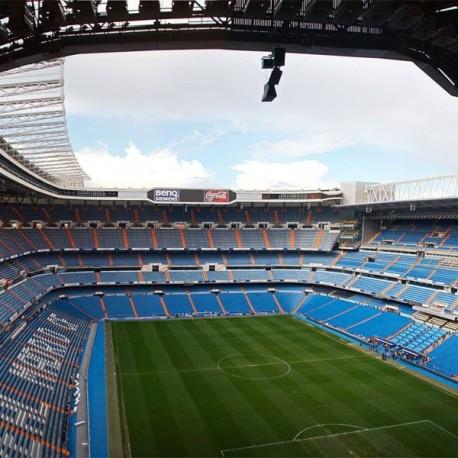 Visita panorámica  y Tour del Bernabéu