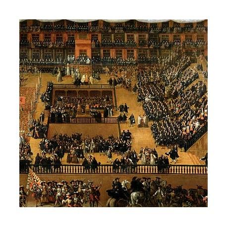 Paseo a pie Madrid: La inquisición en Madrid