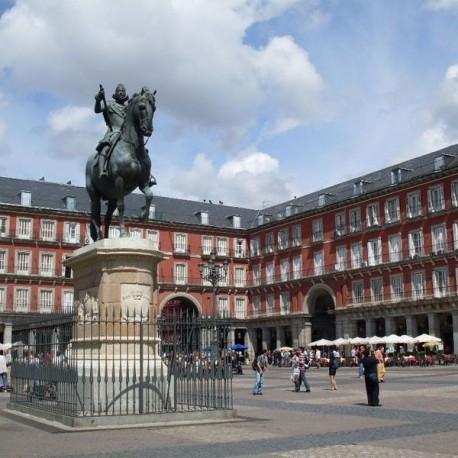 Paseo a pie Palacio Real + compras