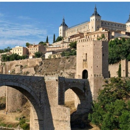 Toledo a su aire + Bus turístico