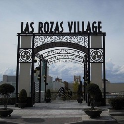 Las Rozas Village shopping
